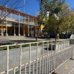 Gobierno municipal realizó delimitación de acceso a la floresta y centro cultural Ricardo Garibay