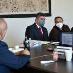 Realizan Mesa de Coordinación Estatal para la Construcción de la Paz y Seguridad Hidalgo