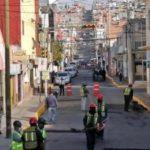 Con brigada de respuesta inmediata se mejorará imagen en calles del primer cuadro de la ciudad