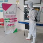 Fortalece CAAMT medidas sanitarias para prevención de COVID-19