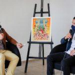 """""""Entrevista con tu artista"""", difunde el centro cultural Ricardo Garibay"""