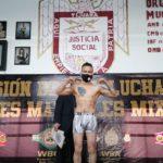Dos boxeadores tulancinguenses pelearon en Tijuana