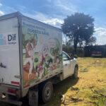 Sistema DIF continúa con entrega de desayunos escolares fríos