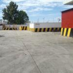 Realizan desinfección del mercado y rastro municipal de Tulancingo