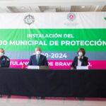 Fue instalado el Consejo Municipal de Protección Civil