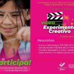 Secretaría de desarrollo humano y social de Tulancingo convoca a participar en concurso de video creativo