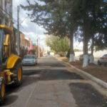 Zona centro y calles aledañas, así como la Argentina y Riva Palacio atendidas con bacheo