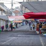 Se mantienen medidas en tianguis tradicional de Tulancingo