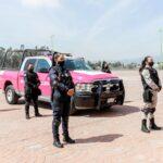 Implementa Tulancingo patrulla rosa