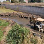 Continúa limpieza de ríos en Tulancingo