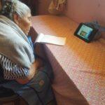 Charlas virtuales para adultos mayores organiza casa club de la tercera edad