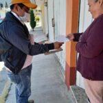 CAAMT realiza notificaciones invitando a la ciudadanía a regularizarse