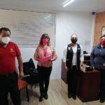 Dirección de bomberos; DIF y sector salud realizaron revisión a refugios temporales por temporada de lluvias