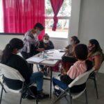 Retoman actividades de cursos presenciales en polígonos comunitarios de Tulancingo