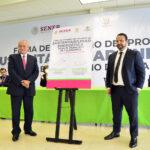 Se signó en Tulancingo convenio histórico para proyecto de sustentabilidad energética