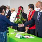 Más de 500 emprendedores y comerciantes de Tulancingo han sido capacitados por desarrollo comercial
