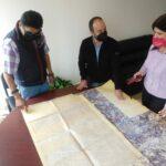 Recuperan planos fotogramétricos y aéreos de Tulancingo