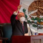 Presidente JMA rendirá este martes su primer informe de gobierno