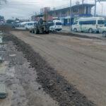 CAAMT apoya en la limpieza del circuito Chapultepec en la colonia El Paraíso