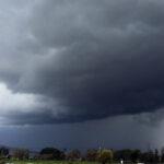 80 por ciento de probabilidad de lluvias en el valle de Tulancingo durante jueves y viernes